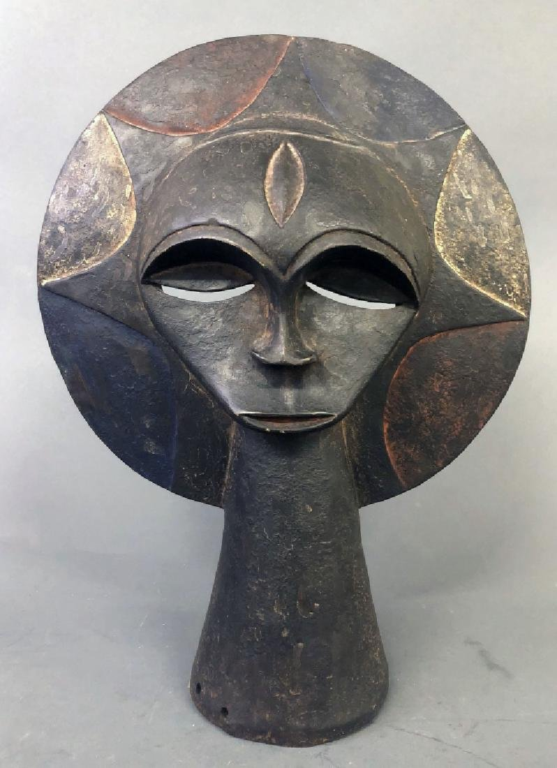 Eket Tribe Head Mask