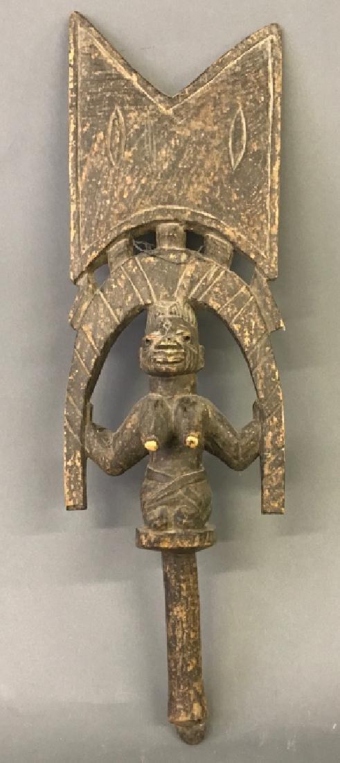 Yoruba Tribe Scepter