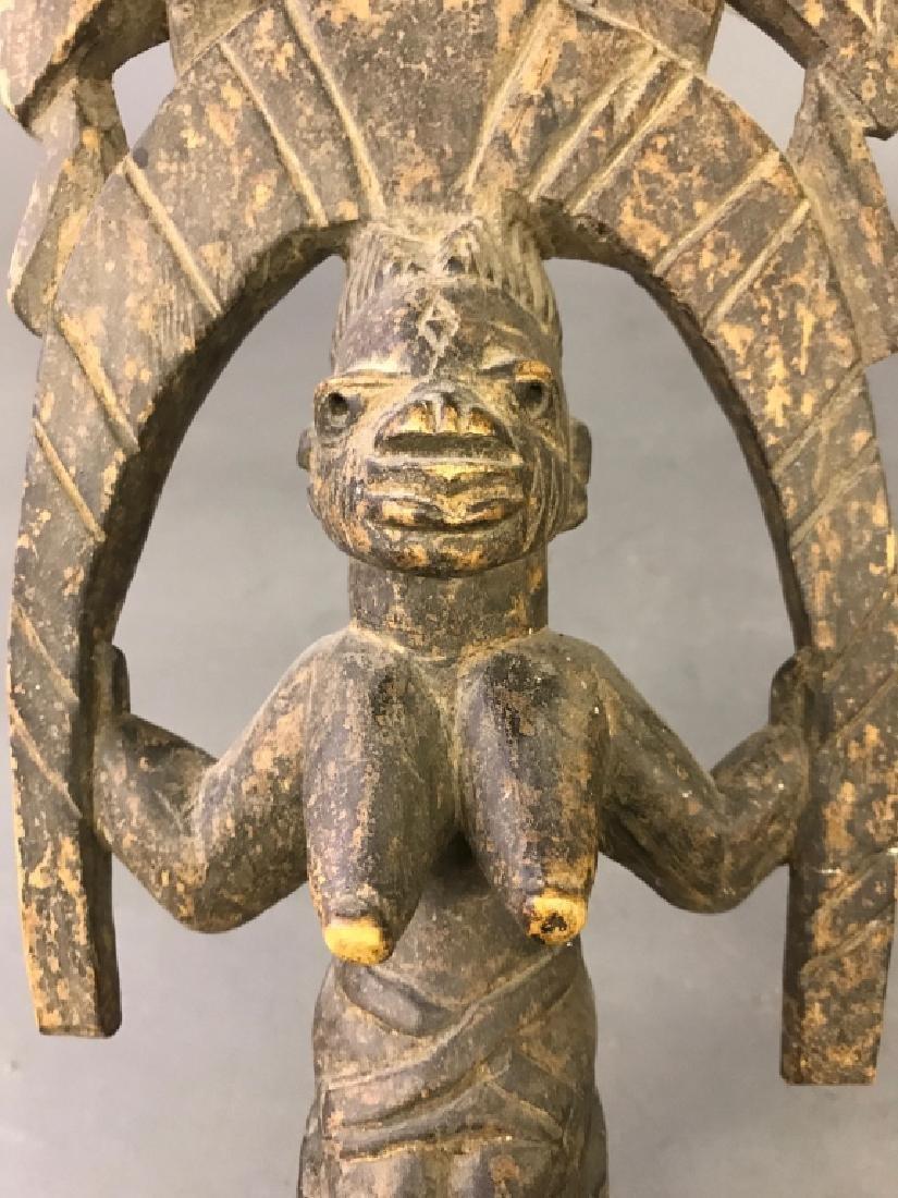 Yoruba Tribe Scepter - 3