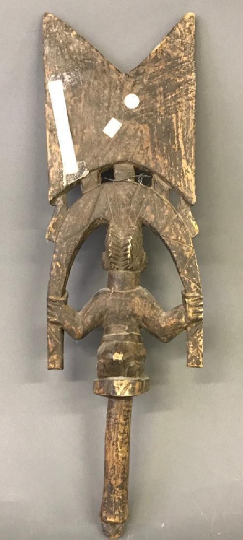 Yoruba Tribe Scepter - 4