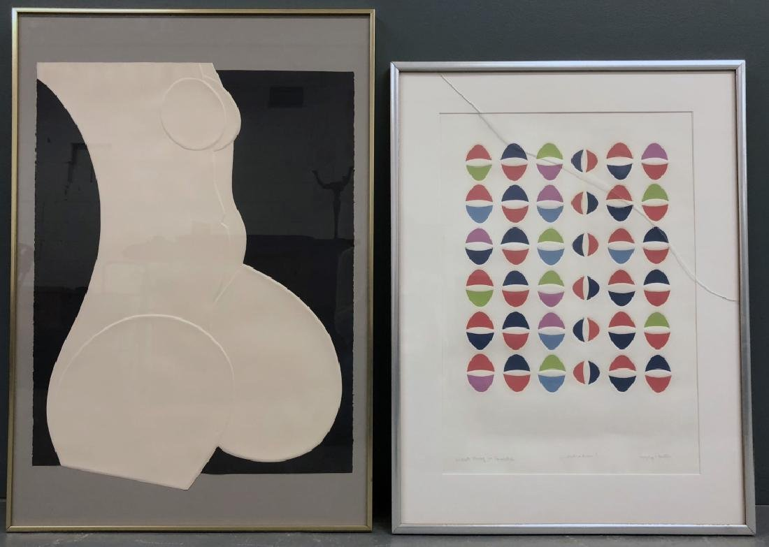 Two Works by Maggie Preston