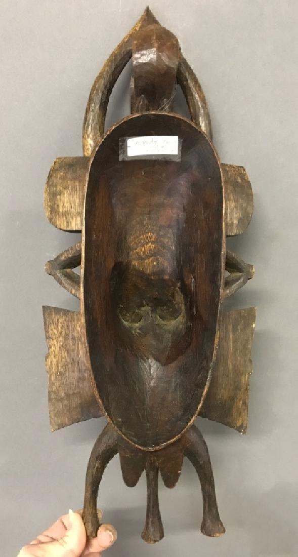 Senufo Tribe Twin Mask - 3