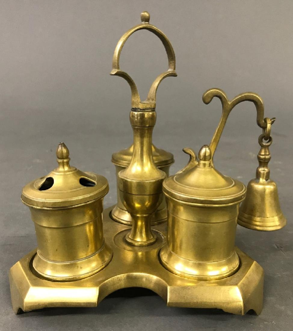 English Brass Standish