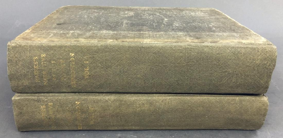 Rare First Edition Narrative of a Perry Expedition