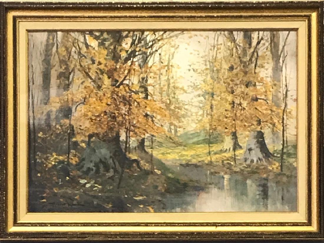 "Robert William Wood ""Autumn Creek"""