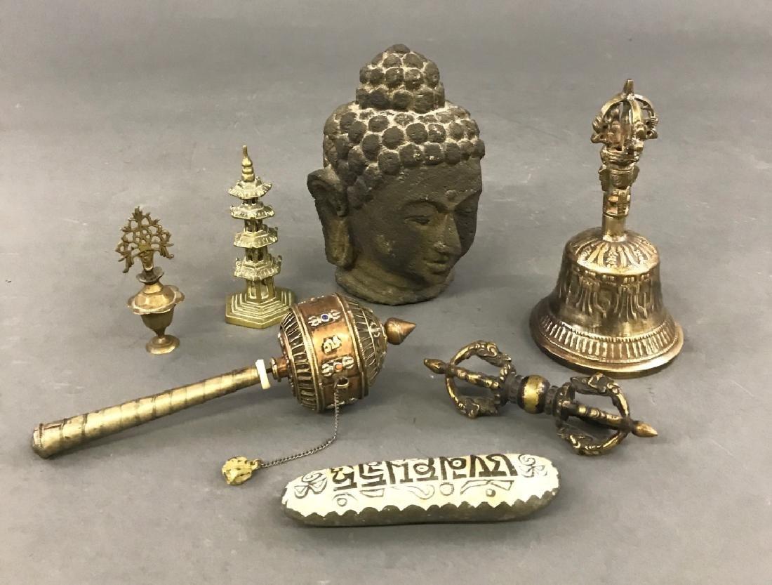 Tibetan Ritual Objects