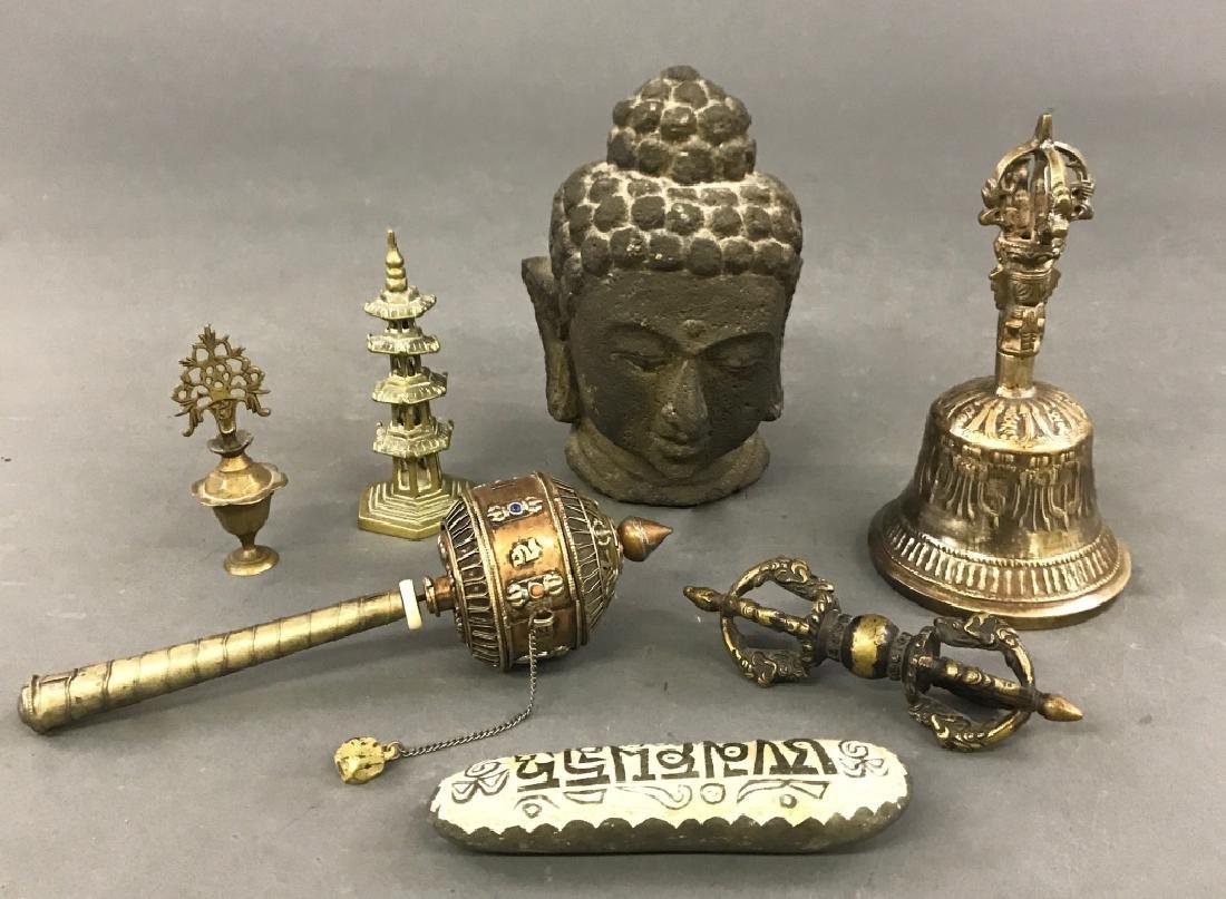 Tibetan Ritual Objects - 2