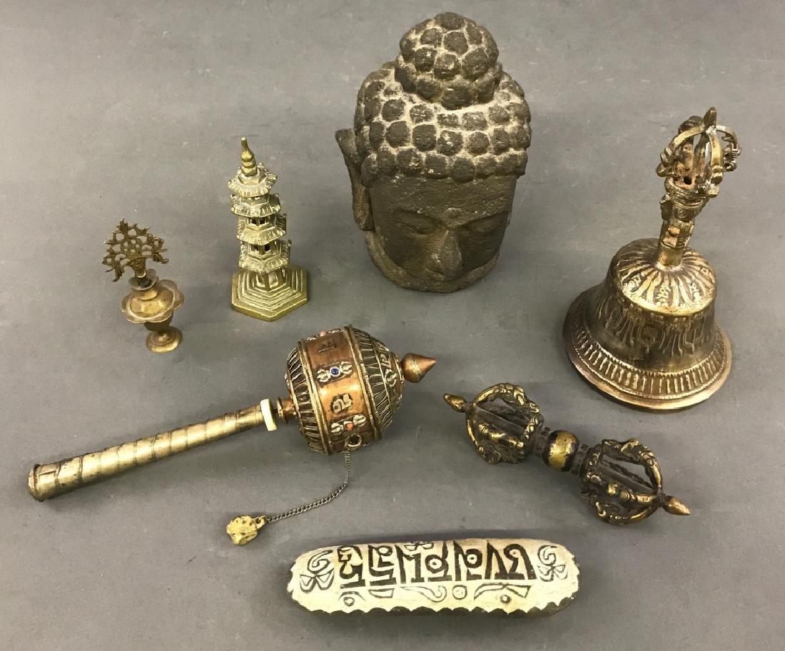 Tibetan Ritual Objects - 3