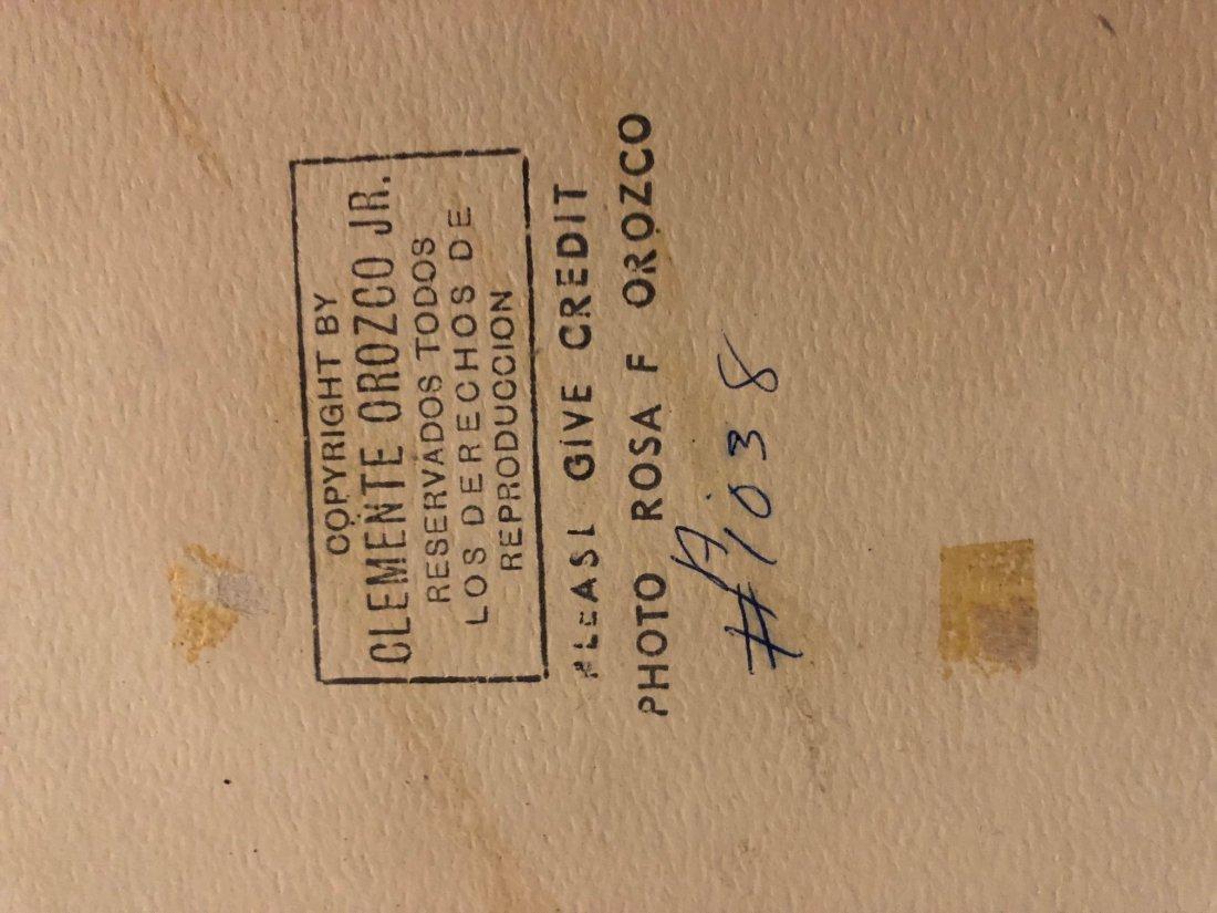 """Jose Clemente Orozeo Print """"Las Soldaderas"""" - 4"""