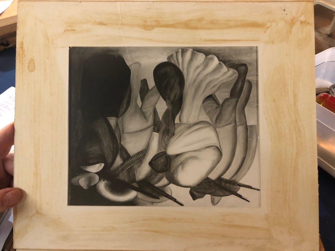 """Jose Clemente Orozeo Print """"Las Soldaderas"""" - 5"""