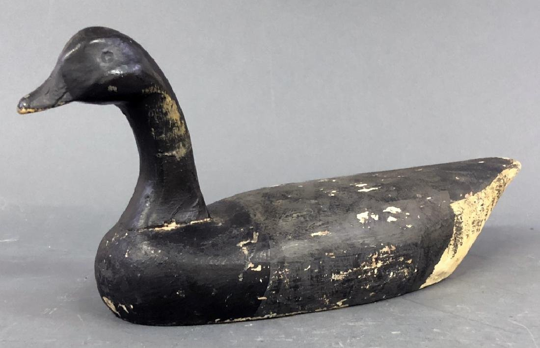 Signed Goose Decoy