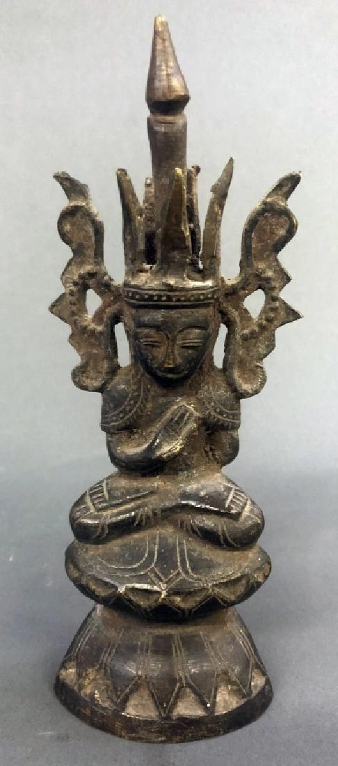 Eleven Indian Bronze Figures - 6