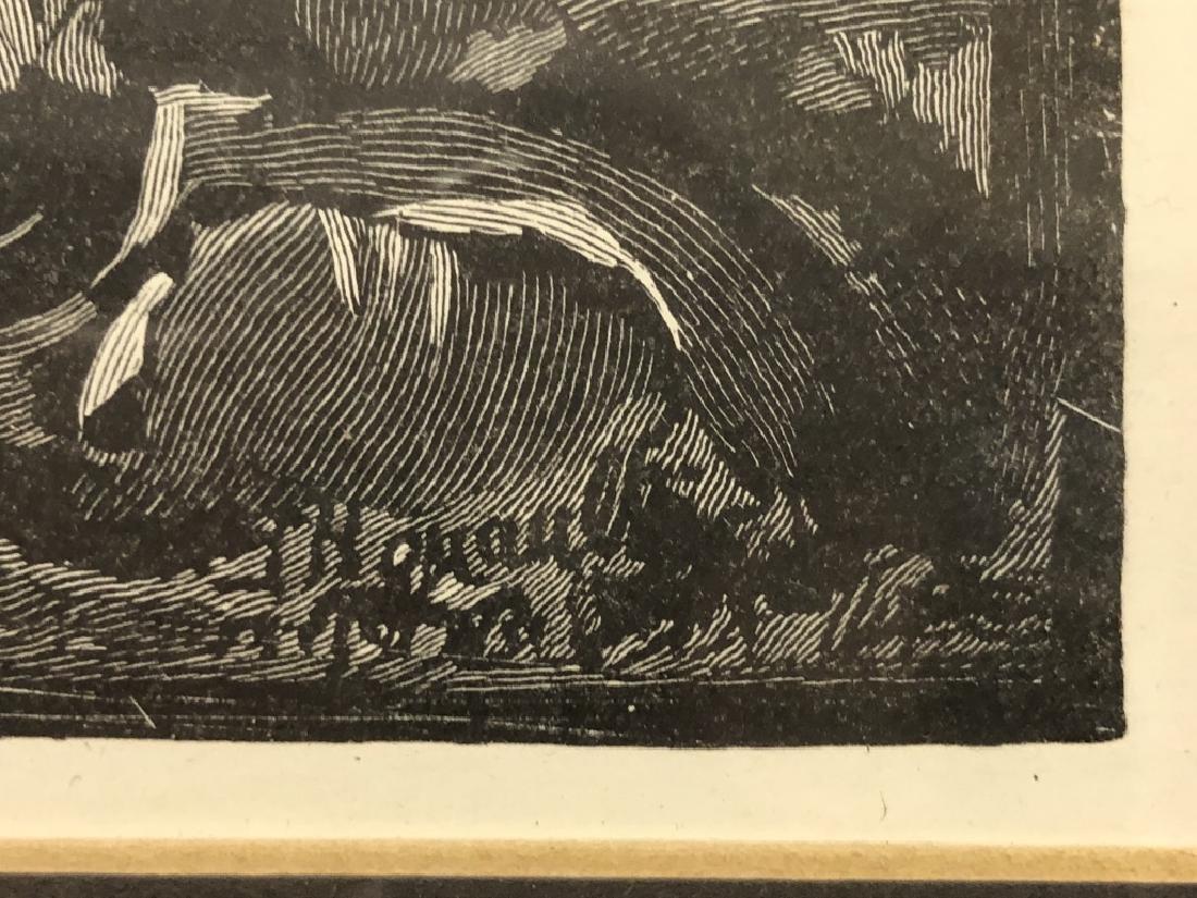 """George Rouault Print """"Les Visages"""" - 3"""