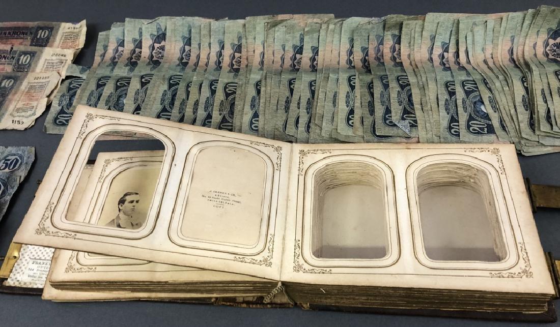 Photographs and Rare Banknotes - 2