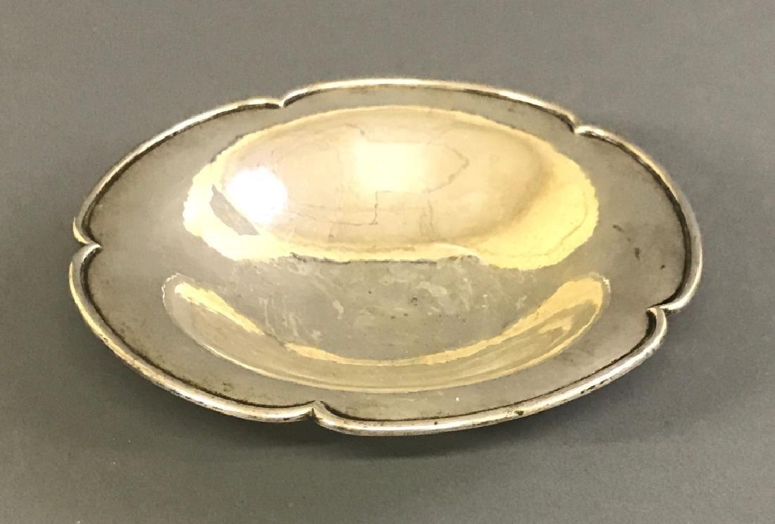 Kalo Sterling Silver Shallow Bowl - 2
