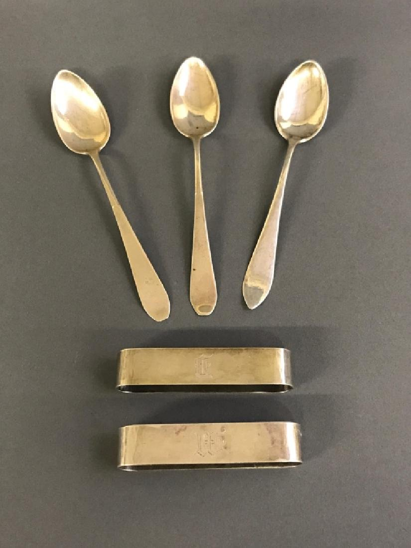 Kalo Sterling Silver Flatware Grouping