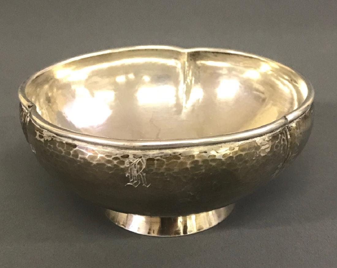 Kalo Sterling Silver Footed Bowl