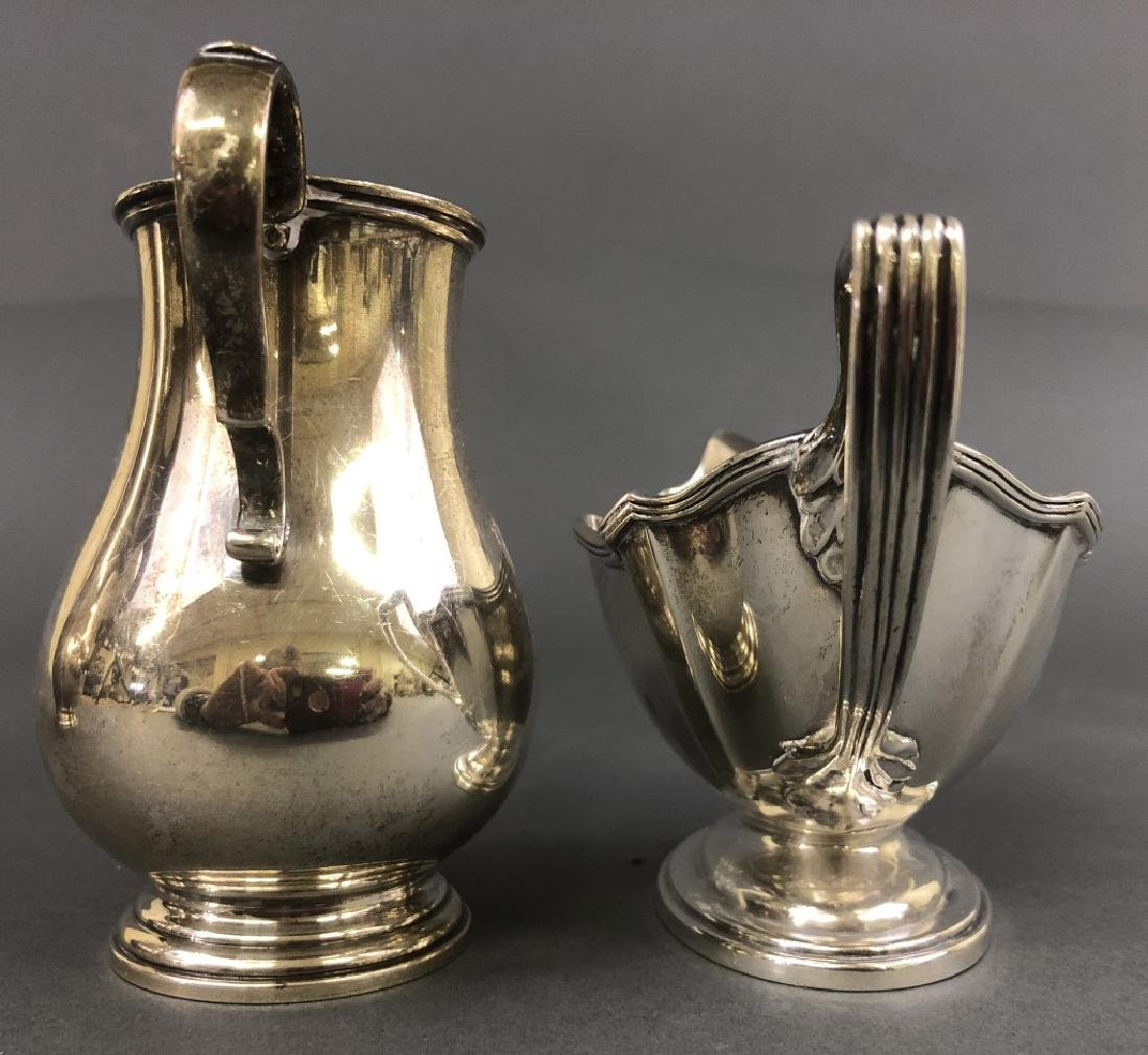 Sterling Silver Coffee Pot Grouping - 3