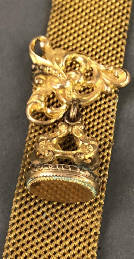 14K Gold Waltham Pocket Watch - 4