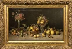 Large Still Life of Fruit