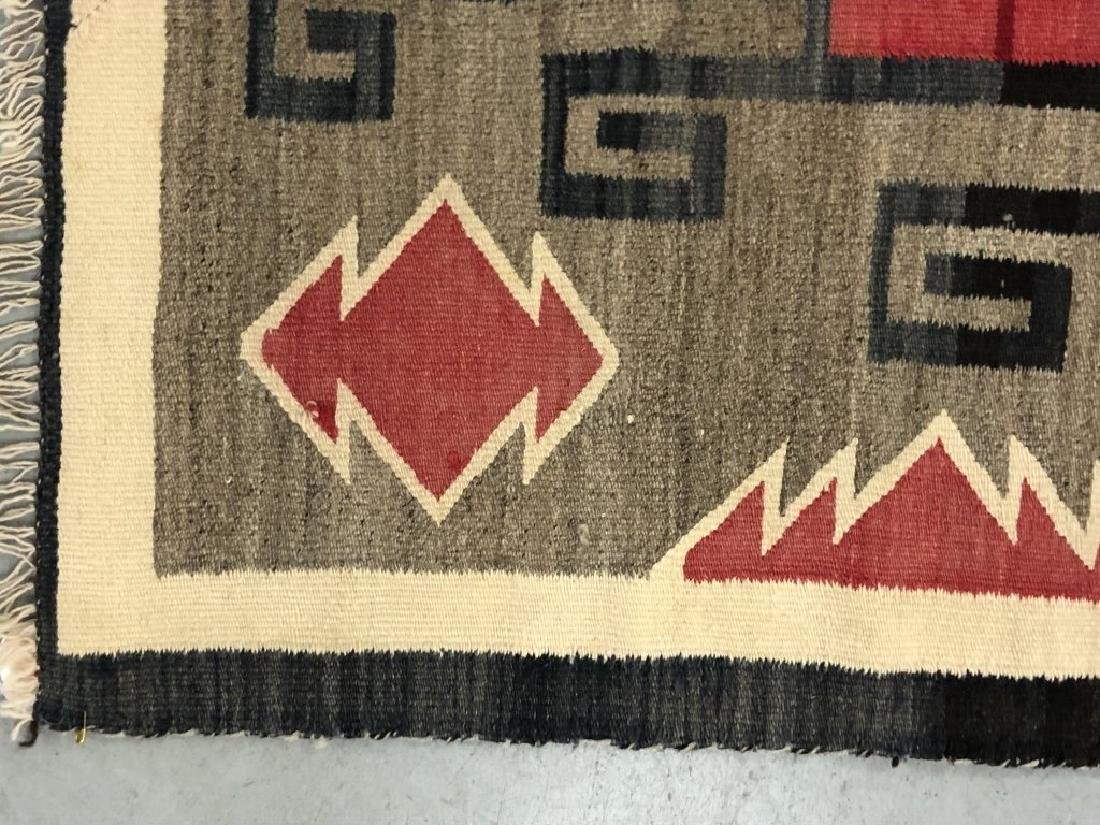 "Navajo Rug ""Storm"" - 2"