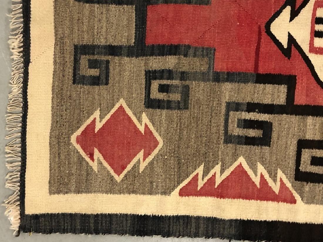 "Navajo Rug ""Storm"" - 3"
