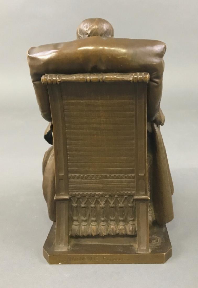 "Vincenzo Vela Bronze ""The Last Days of Napoleon"" - 4"