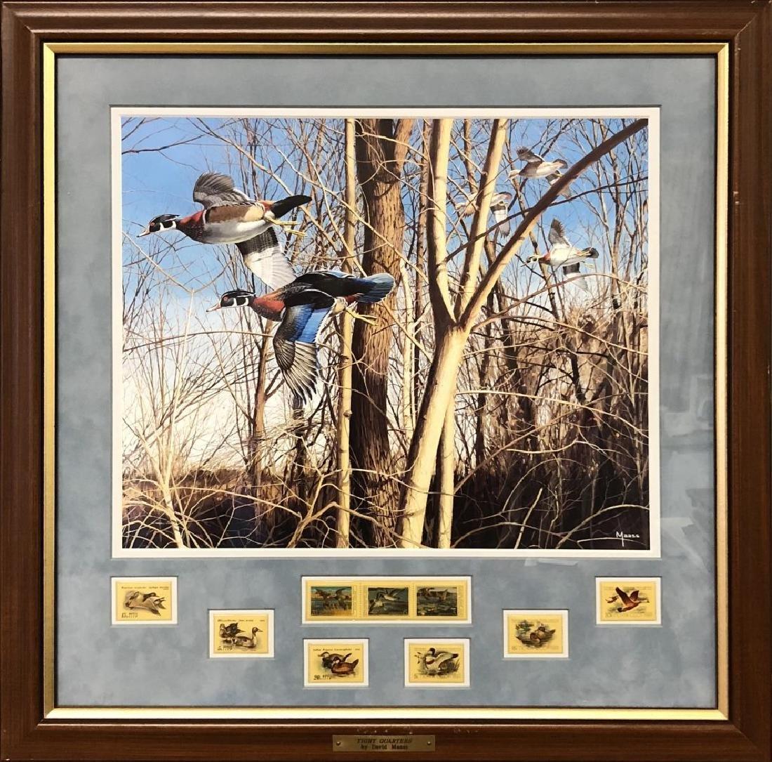 Four David Maass Duck Prints - 2
