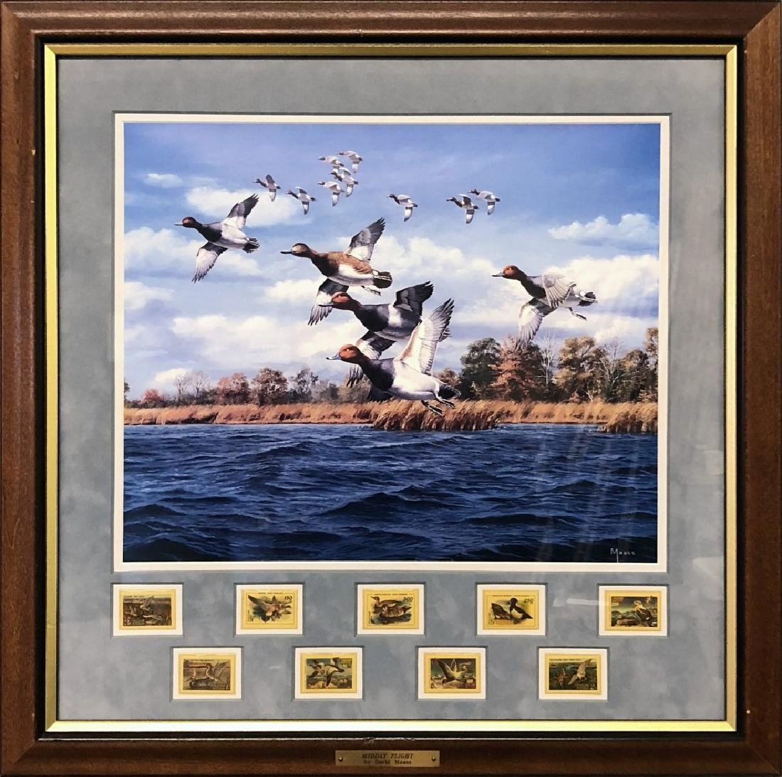 Four David Maass Duck Prints - 3