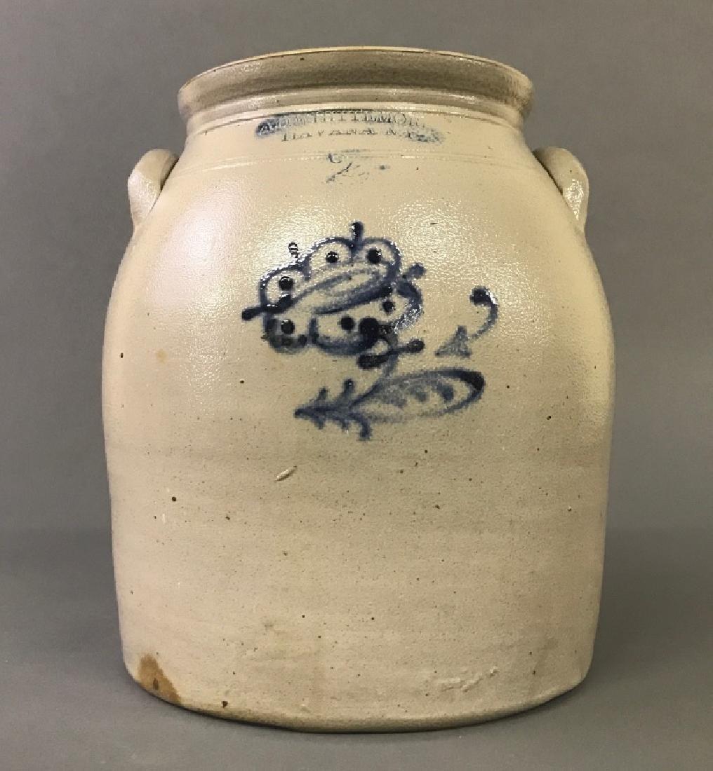 Two-Gallon Stoneware Crock - 2