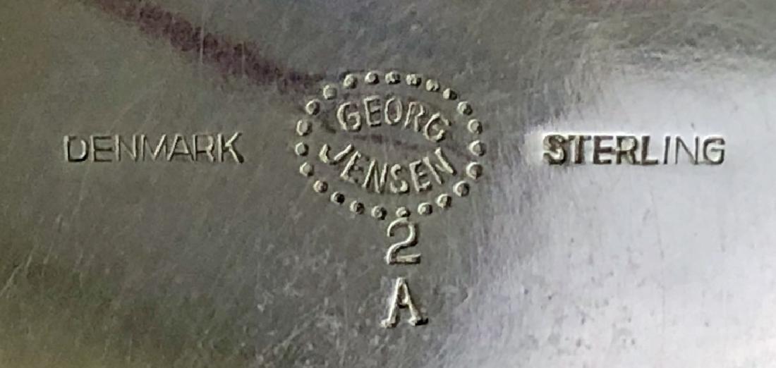 Georg Jensen Sterling Silver Dish - 3