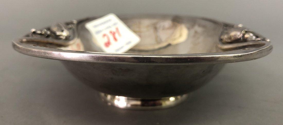 Georg Jensen Sterling Silver Dish - 7