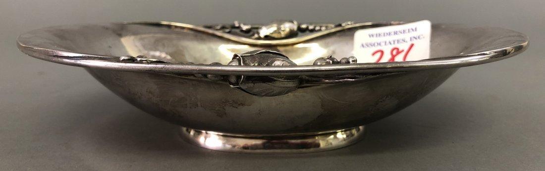 Georg Jensen Sterling Silver Dish - 8