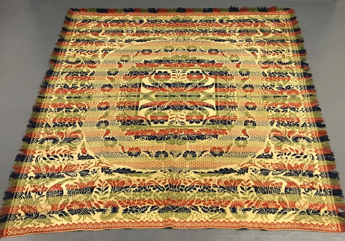 Lindsey Woolsey Coverlet