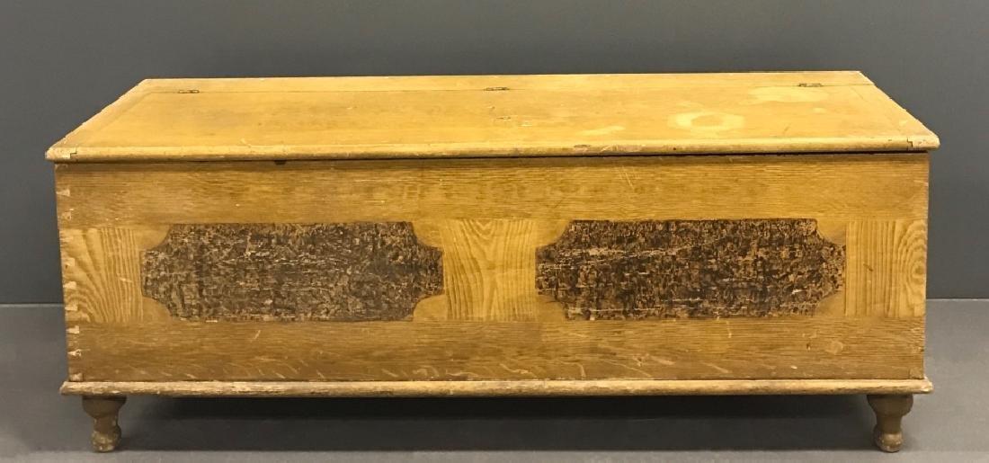 Pennsylvania Grain Painted Wood Box