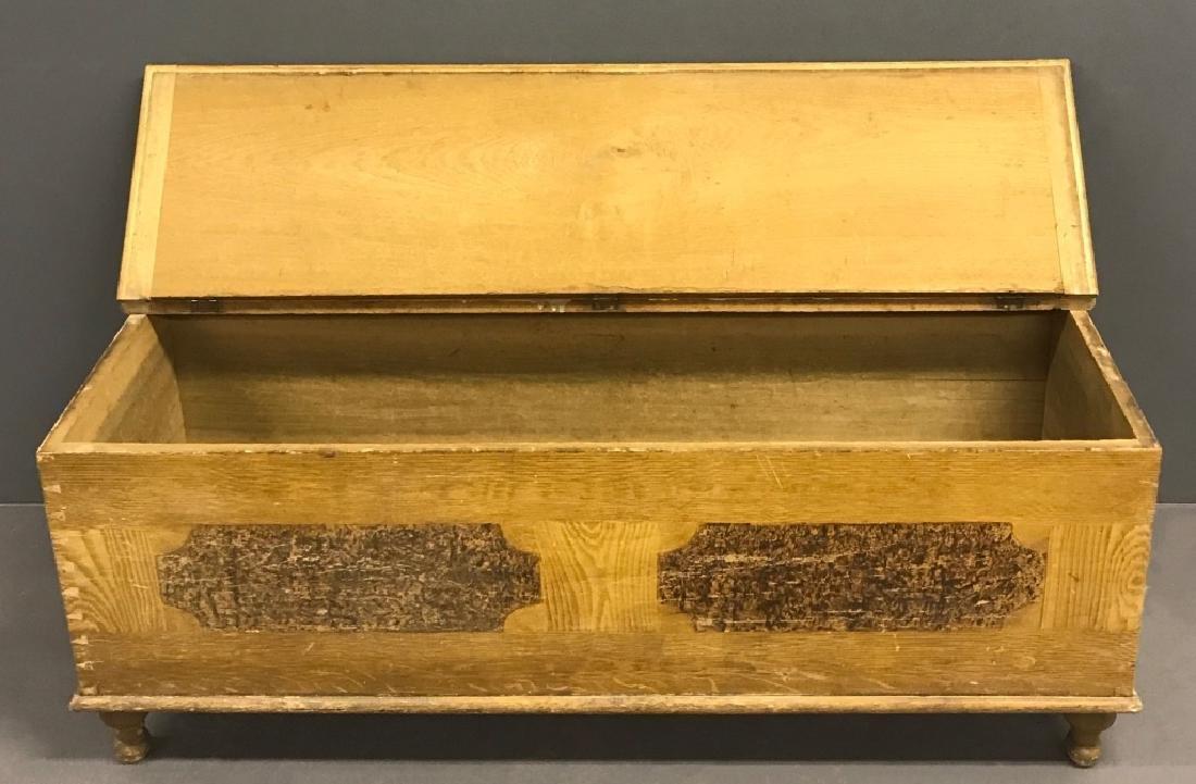 Pennsylvania Grain Painted Wood Box - 2