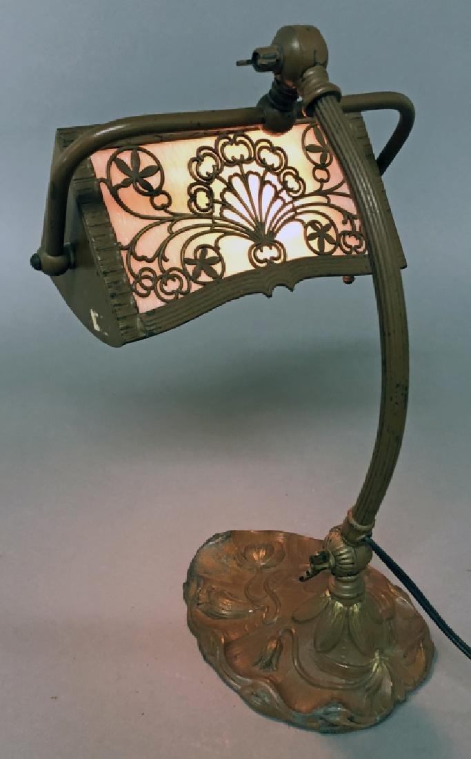 Art Nouveau Lamp - 2