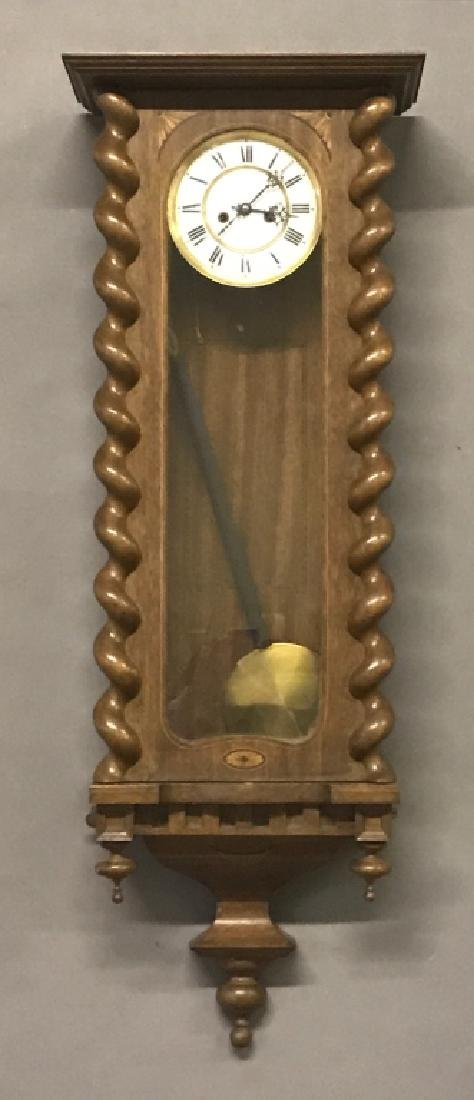Wall Regulator Clock