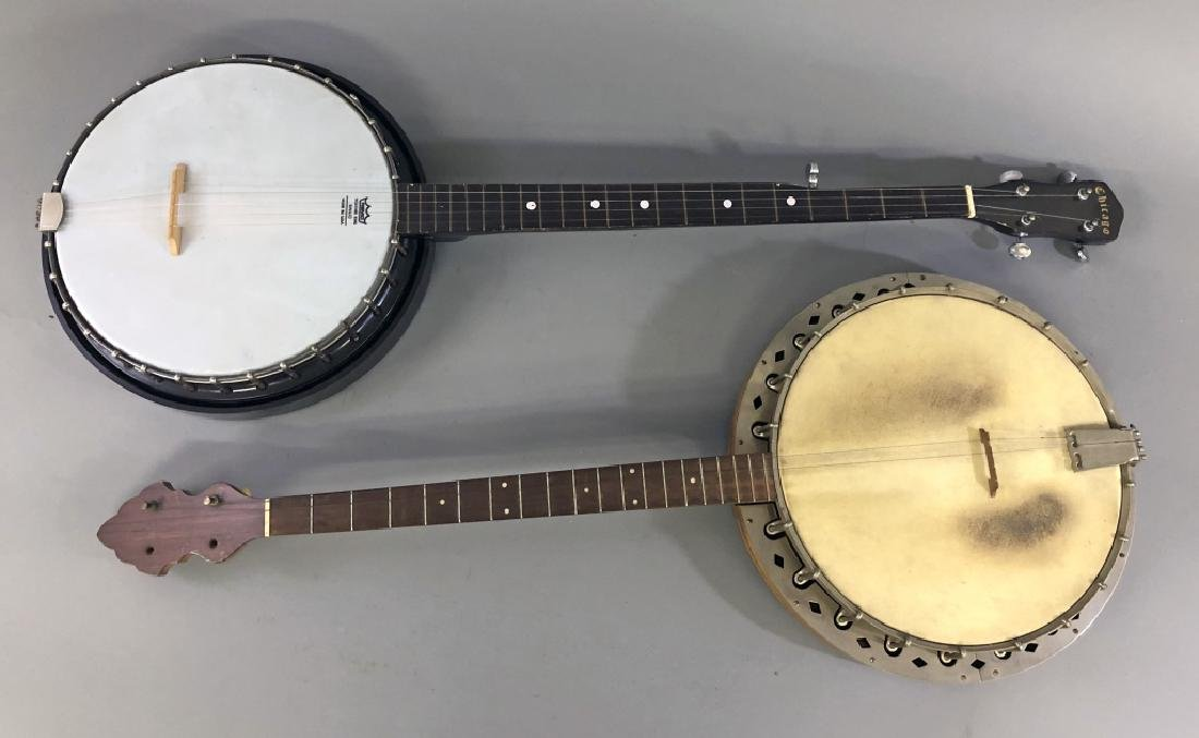 Two Banjos