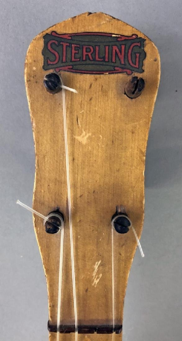 Three Banjo Ukeleles - 2