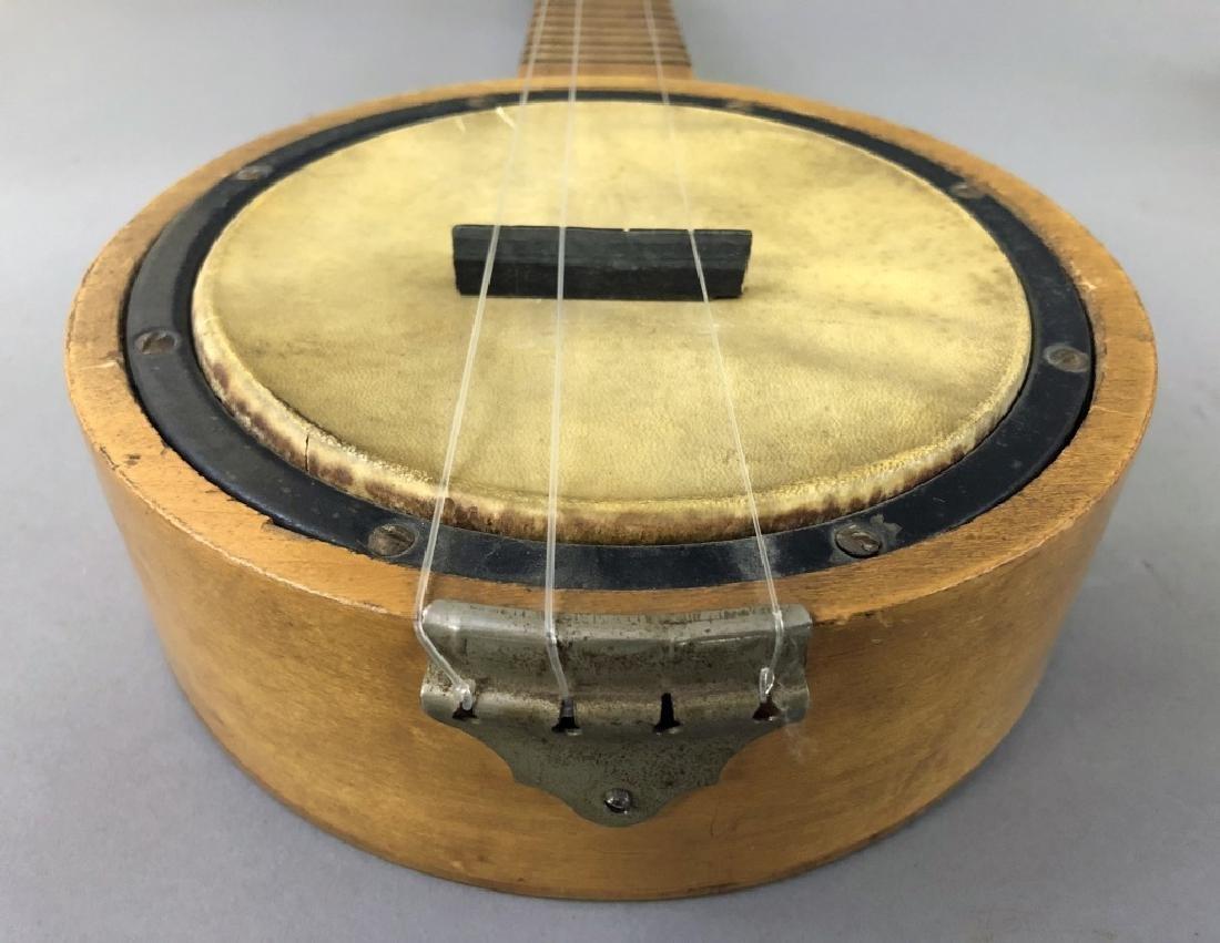 Three Banjo Ukeleles - 3
