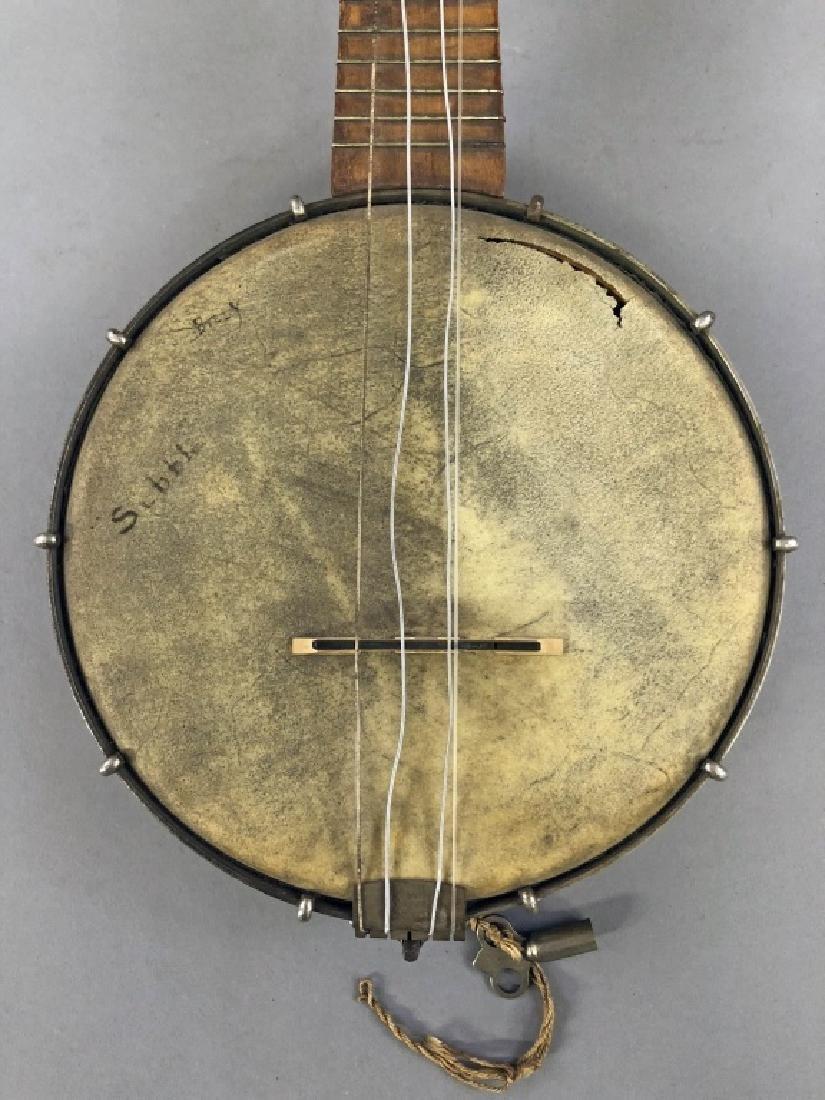 Three Banjo Ukeleles - 5