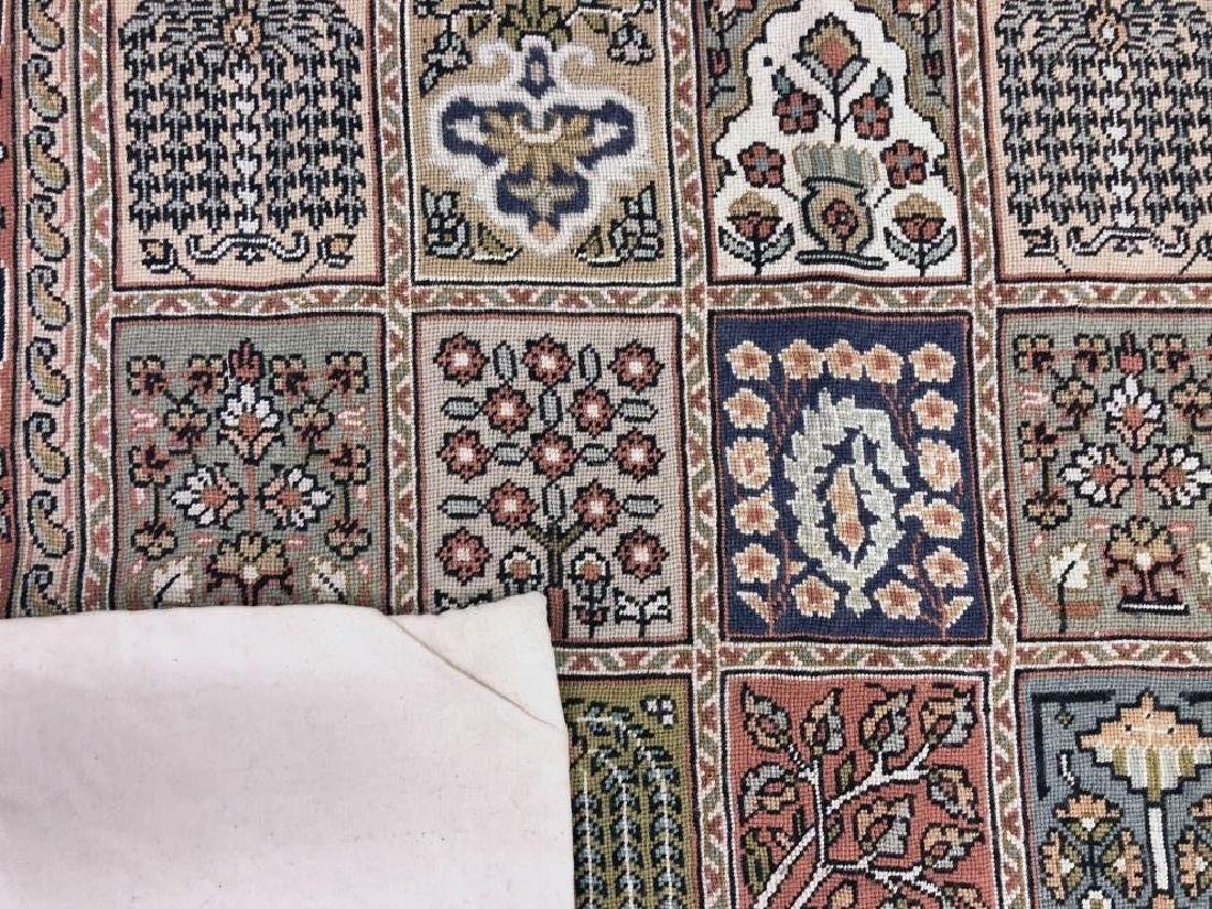 Floral Rug or Wall Hanging - 2