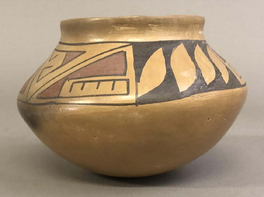 Southwestern Indigenous American Ceramic Pot - 3