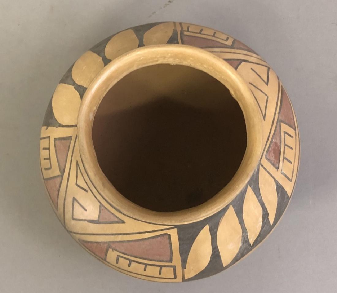 Southwestern Indigenous American Ceramic Pot - 5