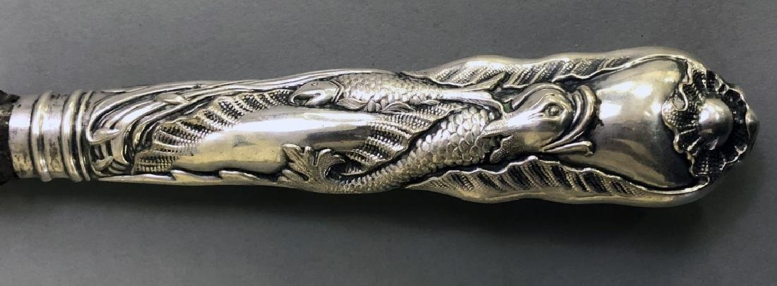 Sterling Silver Fish Slice - 3