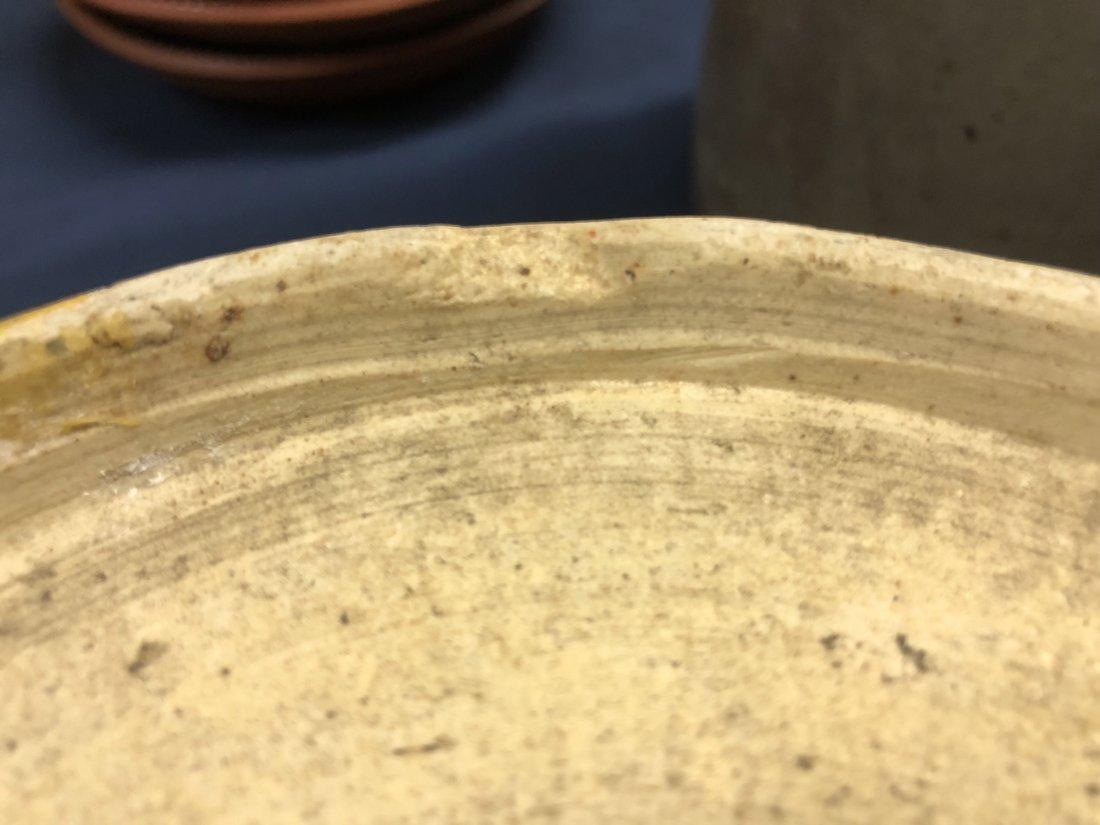 Three Asian Celadon Porcelain Planters - 7