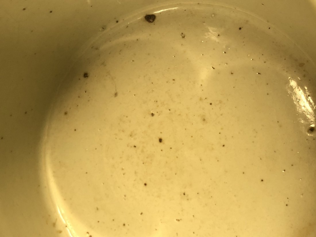 Three Asian Celadon Porcelain Planters - 9