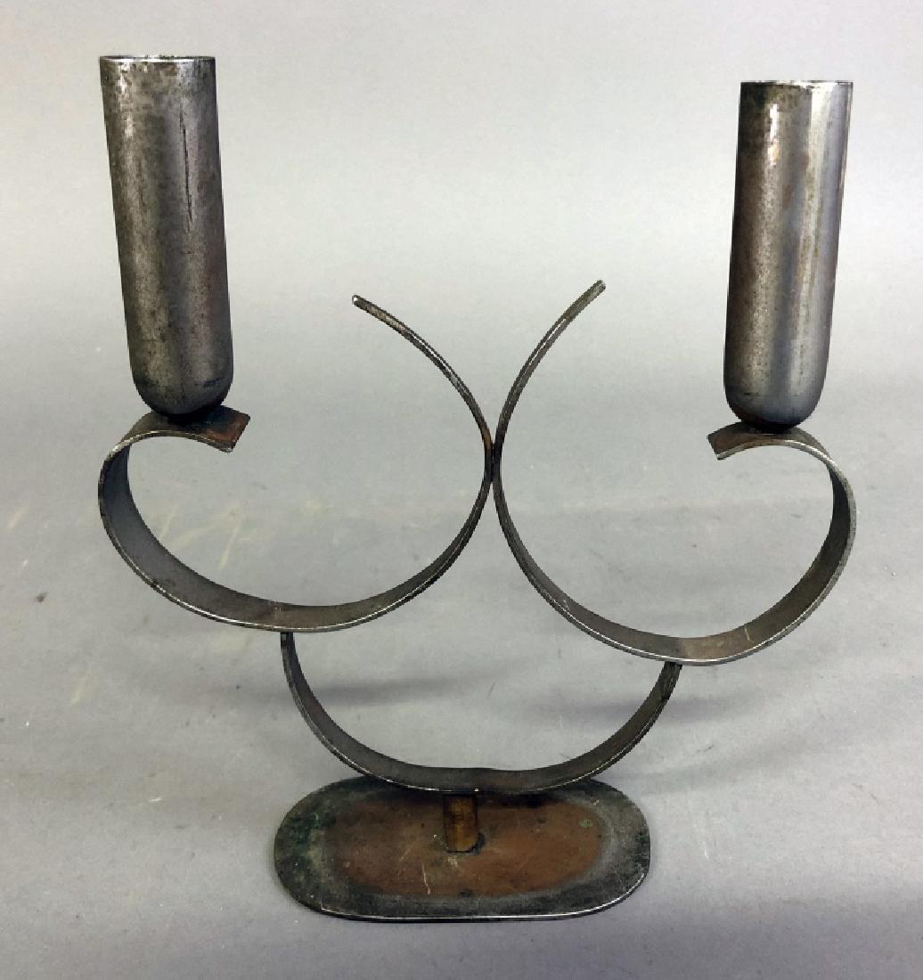 Wiener Werkstatte Candle Holder