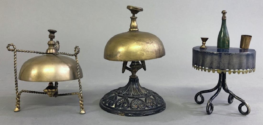 Three Hotel Bells